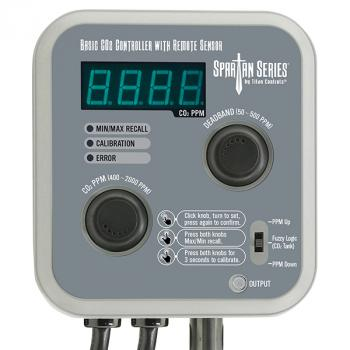 Titan Controls Spartan Series Basic CO2 Controller with Remote Sensor