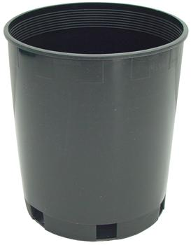 Plastic Pot. 6 in top x 7 in high