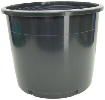 Plastic Pot. 14 in top x 11.5 in high