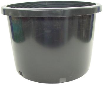 Plastic Pot. 16 in top x 11.5 in high