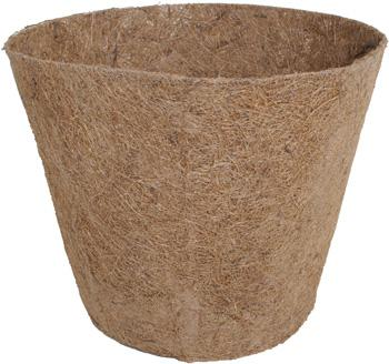"8"" Coco Liner for baskets or pots."