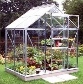 Popular 46 4x6 aluminum model Greenhouse