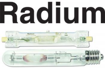 RADIUM HRI LAMP 230/AQ/RX7S 150W Double Ended M81 10000K
