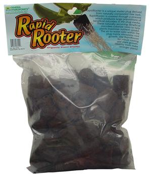 RAPID ROOTER™ REPLACEMENT PLUGS - 50 PLUGS (12/CASE)