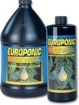 HD EUROPONIC� ROCKWOOL CONDITIONING SOLUTION GALLON