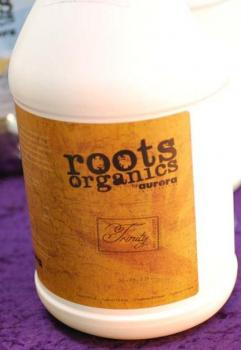 ROOTS ORGANICS TRINITY CATALYST - 5 GALLON SIZE