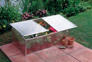 Single Poly Cold Frame