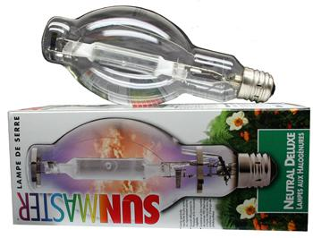 1000w 4K Neutral Deluxe Metal Halide Conversion Lamp (Universal Burn).
