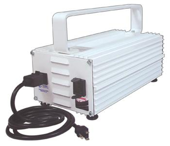 600w 120v Sun Systems I High Pressure Sodium Ballast.