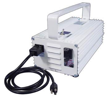 400w 120v Sun Systems VI Switchable Ballast.