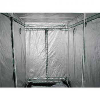 "SUN HUT SILVER XXL 4 X 8 ENCLOSED GREENHOUSES - XX LARGE - WEIGHS 85 LBS - 4' X 8' X 7' INT DIMENSIONS = 112"" X 57"" X 84"""
