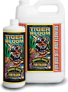 FOX FARM TIGER BLOOM� GALLON (4/CASE)