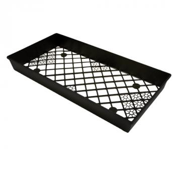 "10"" x 20"" Web Tray with solid sides"