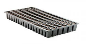 SMITHERS OASIS® WEDGE® - TRAY WITH MEDIUM 5643 - 102 CELLS/TRAY - 6 X 17 (10 TRAYS/PER CASE) (30 CASES PER PALLET)- SOLD IN CASE