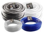 Hydro Flow Vinyl Tubing Black 1/4in ID - 3/8in OD 100ft Roll