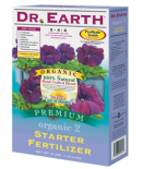 Dr. Earth Starter Fertilizer 25lb