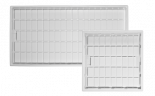 Duralastic 4ft x 4ft ID White Tray