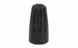 240220 Black Wire Nut