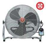"18"" Floor Fan w/ Wall Mount Bracket"