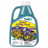 SAFER® BRAND INSECT KILLING SOAP CONCENTRATE OMRI LISTED - 16OZ (6/CASE)