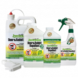 Liquid Fence Deer and Rabbit Repellent Quart Concentrate (12/Cs)