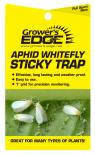 704192 Grower's Edge Sticky Whitefly Trap 5/Pack (80/Cs)