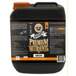 705484 Snoop's Premium Nutrients Grow A Non-Circulating 5 Liter (Soil and Hydro Run To Waste) (4/Cs)