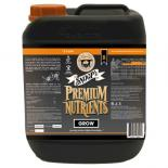 705490 Snoop's Premium Nutrients Grow B Non-Circulating 10 Liter (Soil and Hydro Run To Waste) (2/Cs)