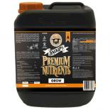 Snoop's Premium Nutrients Grow A Non-Circulating 20 Liter (Soil and Hydro Run To Waste) (1/Cs) (Special Order)