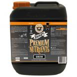 705494 Snoop's Premium Nutrients Grow B Non-Circulating 20 Liter (Soil and Hydro Run To Waste) (1/Cs) (Special Order)