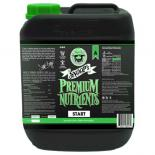 Snoop's Premium Nutrients Start A 20 Liter (Soil, Hydro Run To Waste and Hydro Recirculating) (1/Cs) (Special Order)