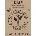 Kale - Wild Garden Mix OG (Case of 6)