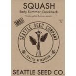709141 Squash - Early Summer Crookneck OG (Case of 6)