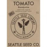 709145 Tomato - Brandywine   OG (Case of 6)