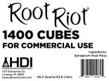 Root Riot Replacement Cubes - 1400 Cubes