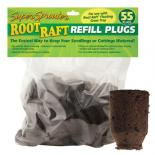 714163 Super Sprouter Root Raft Replacement Plugs 55 ct (20/Cs)