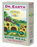 DR. EARTH� BONE MEAL 3-15-0 - 4 LB SIZE (12/CASE)