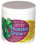 GROTEK� MONSTER GROW� 12-7-15 - 130G (12/CASE)