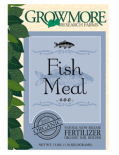 Grow More Fish Meal 3lb (10/Cs)