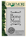 Grow More Bone Meal 4lb (10/Cs)