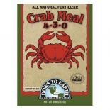 Down To Earth Crab Meal 4-3-0 - 40 lb