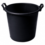 Heavy Duty Container w/ Handles 40 Gallon
