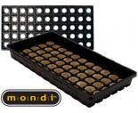 "MONDI PELLET POCKET TRAYS 10"" x 20"" - INSERT 55-01 (100/CASE)"