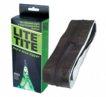 LITE TITE DUTY PEEL & STICK ZIPPER