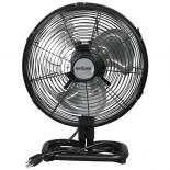 Hurricane Pro High Velocity Metal Floor Fan 12 in