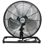736482 Hurricane Pro High Velocity Metal Floor Fan 18 in