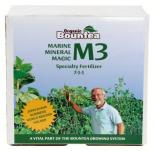 Organic Bountea Marine Mineral Magic M3 5 lb (12/Cs) (Special Order)