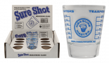Measure Master Sure Shot Measuring Glass 1.5oz (case of 12)