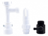 742230 Hydro Flow Fill & Drain Siphon Kit (Case of 6)
