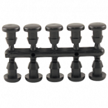 742410 Hydro Flow Goof Plug Rack (Case of 50)